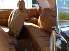 Back Seat Flipped
