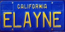 Elayne Plate